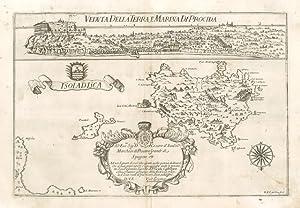 Isola d'Isca - Veduta della terra e: Bolifoni o Bulifon