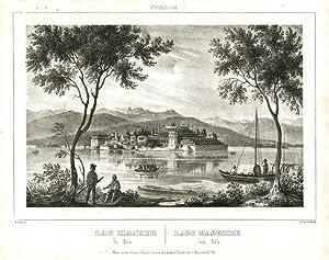 Lago Maggiore / Isola Bella: Majocchi dis. &