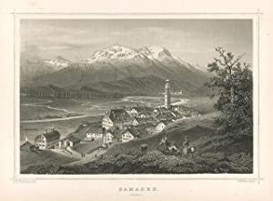 Samaden (Bundten): Rohbock L. dis. & Kurz G. M. inc.
