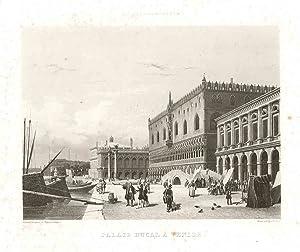 Palais Ducal à Venise: Cherbuin L. inc.