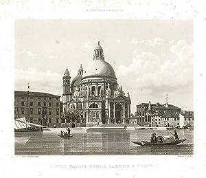 Santa Maria della Salute a Venise: Cherbuin L. inc.