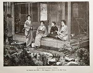 Le strenne del 1884 / Dal Giappone: Mancastropa inc.