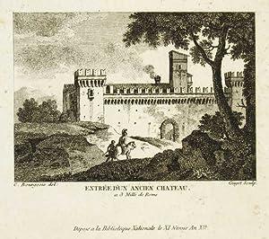 Entrée d'un ancien chateau a 3 mille: Bourgeois Constant dis.