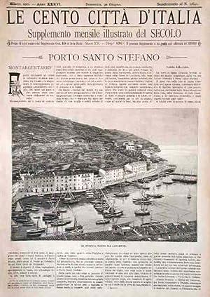 Porto Santo Stefano / Port'Ercole: Barberis