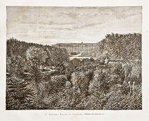 Il Palazzo Reale di Caserta: Farina dis. -