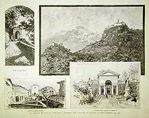 Il Sacro Monte di Varallo: Chessa G. dis.