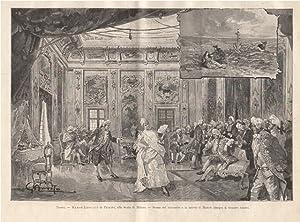Teatri - Manon Lescaut di Puccini, alla: Amato Gennaro dis.