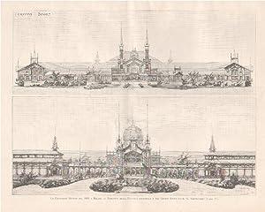 Le Esposizioni Riunite del 1894 a Milano: anonimo