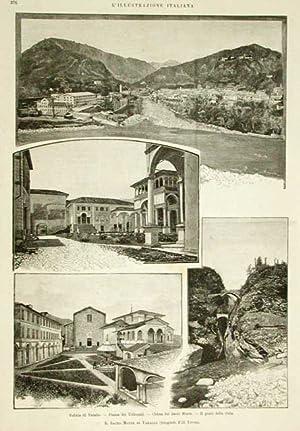 Il Sacro Monte di Varallo - Veduta: anonimo
