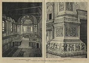 Venezia - I ristauri della chiesa da: Mancastropa inc.