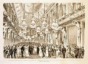 Le feste di Milano per l'Imperatore Guglielmo: Bonamore A. dis.
