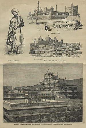 Moschea di Delhi - Musulmano di Bombay: Mancastropa inc.