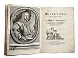 Il Monte Liceo / Alla Sacra Real: Savioli Lodovico