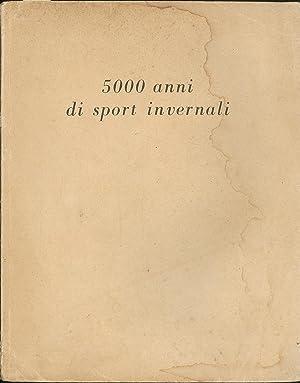 5000 anni di sport invernali: Cereghini Mario