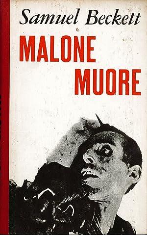 Malone muore: Beckett Samuel