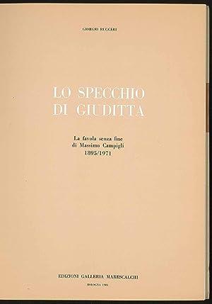 Lo specchio di Giuditta La favola senza: Ruggeri Giorgio
