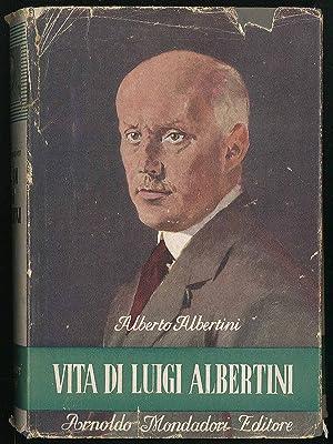 Vita di Luigi Albertini: Albertini Alberto