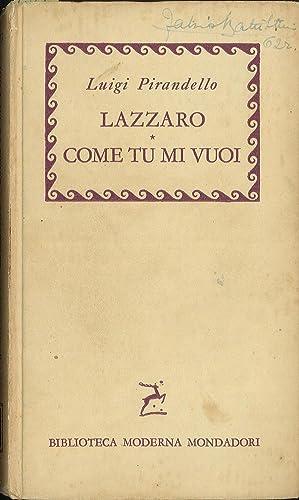 Come tu mi vuoi (Biblioteca italiana) (Italian Edition)