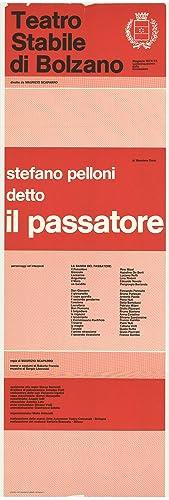 Stefano Pelloni detto il Passatore