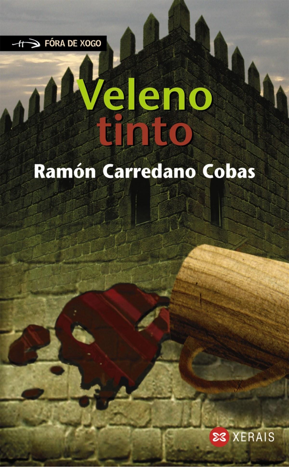 Veleno tinto - Carredano Cobas, Ramón