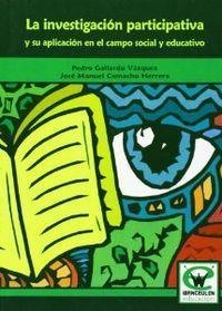 Investigacion participativay aplicacion - Gallardo, Pedro