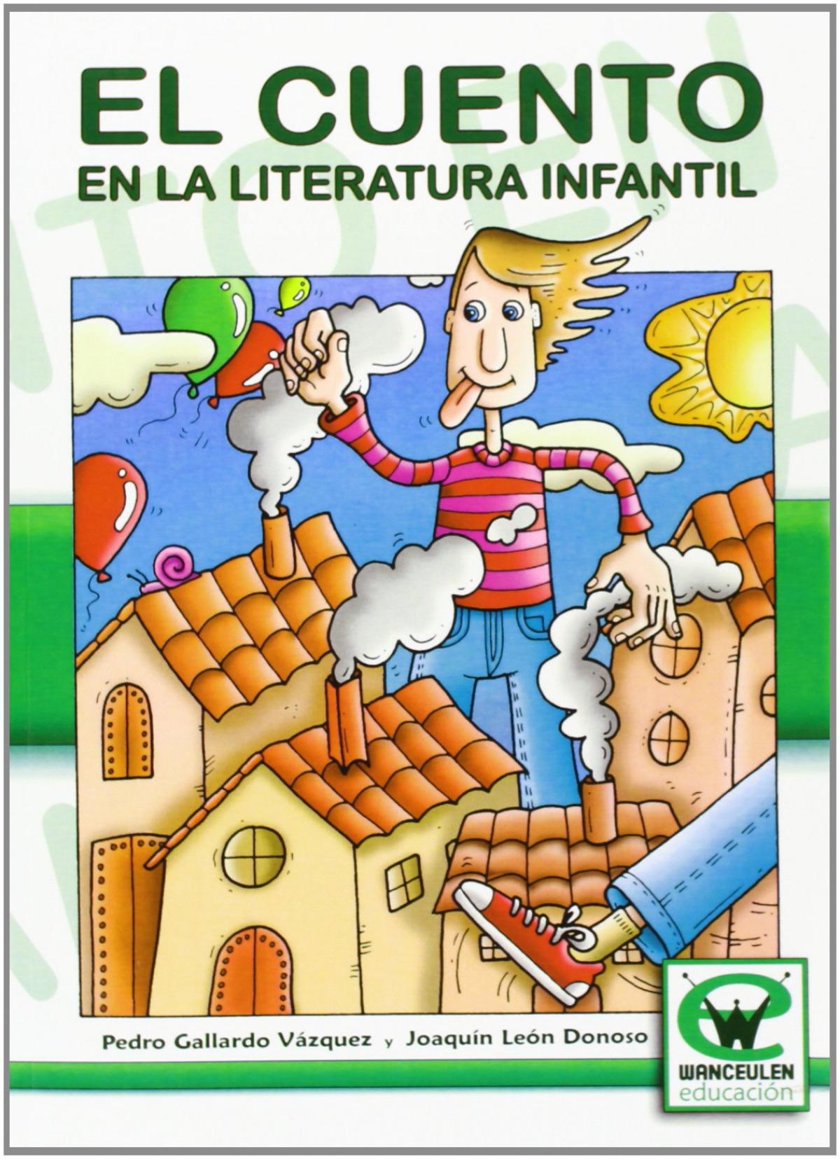 Cuento en literatura infantil - Gallardo, Pedro