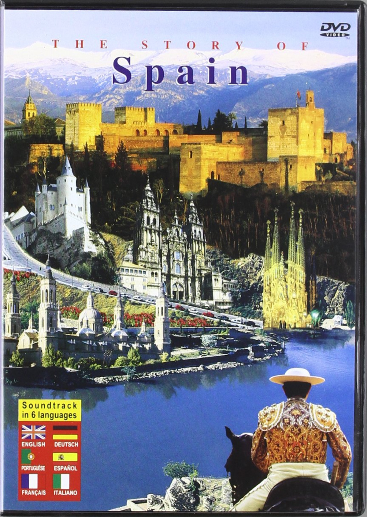 THE STORY OF SPAIN (DVD).
