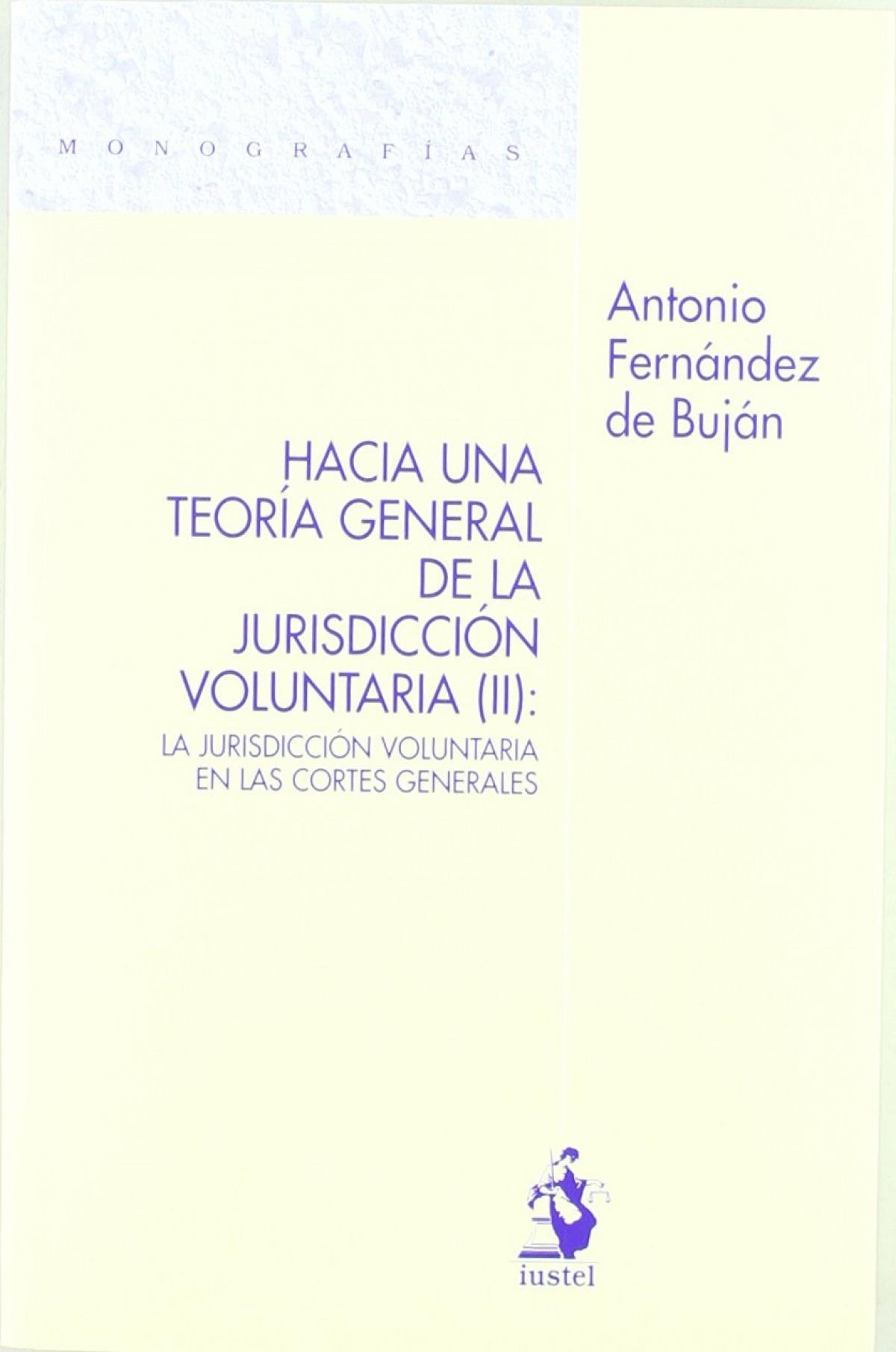 Hacia una teoria general, 2 - Fernandez, Antonio