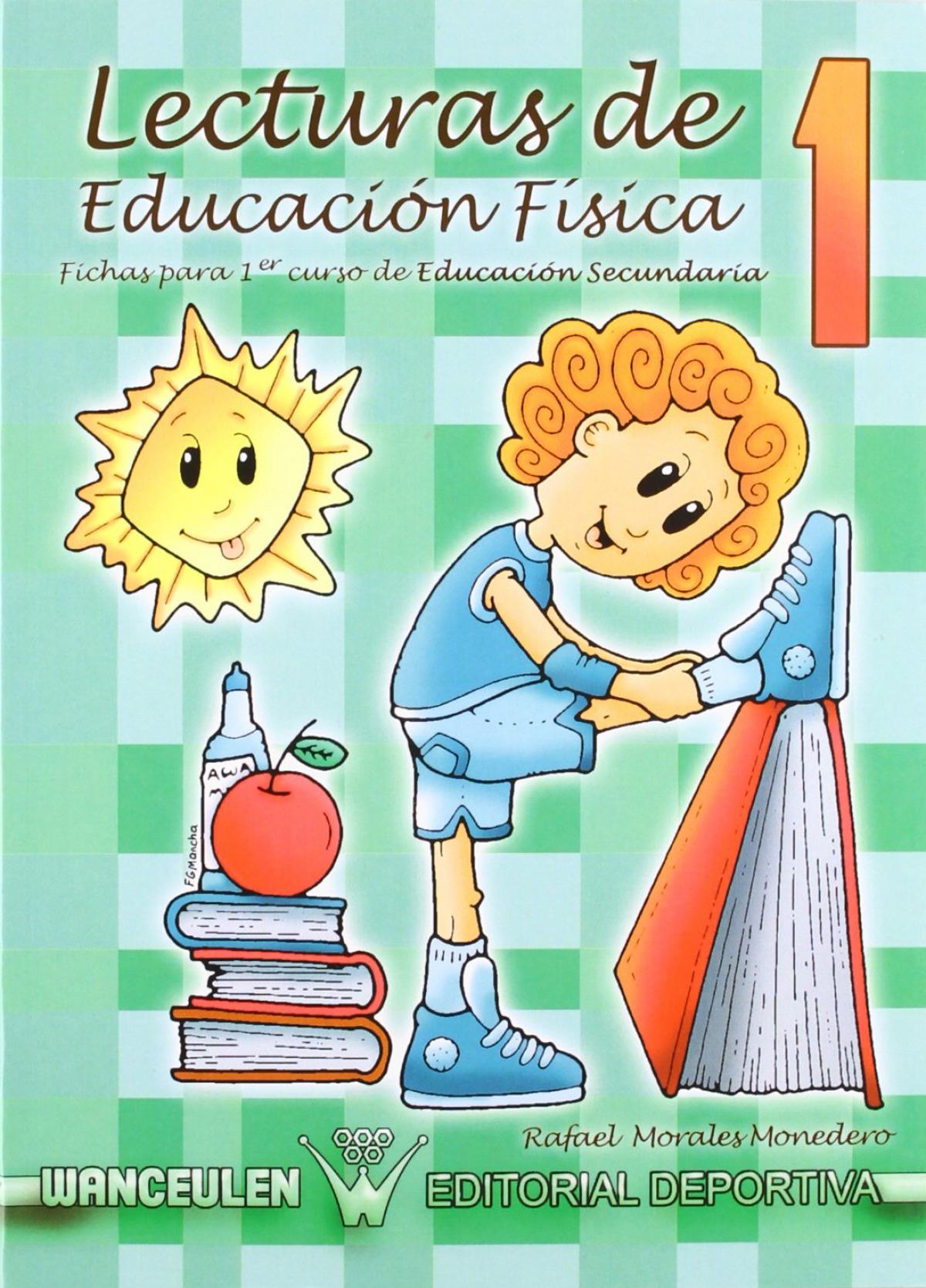 Lecturas educ fisica 1º eso fichas - Morales, Rafael