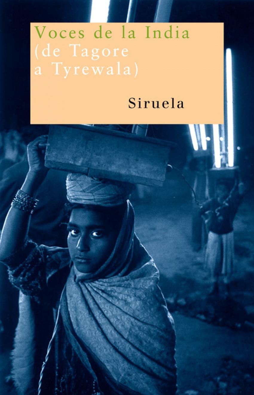 Voces de la India - Tagore, Rabindranath/Narayan, R. K./Singh, K./Ray, Satyajit/y otros