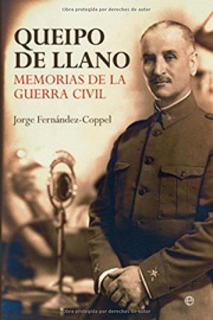 Queipo de Llano - Jorge Fernández-Coppel