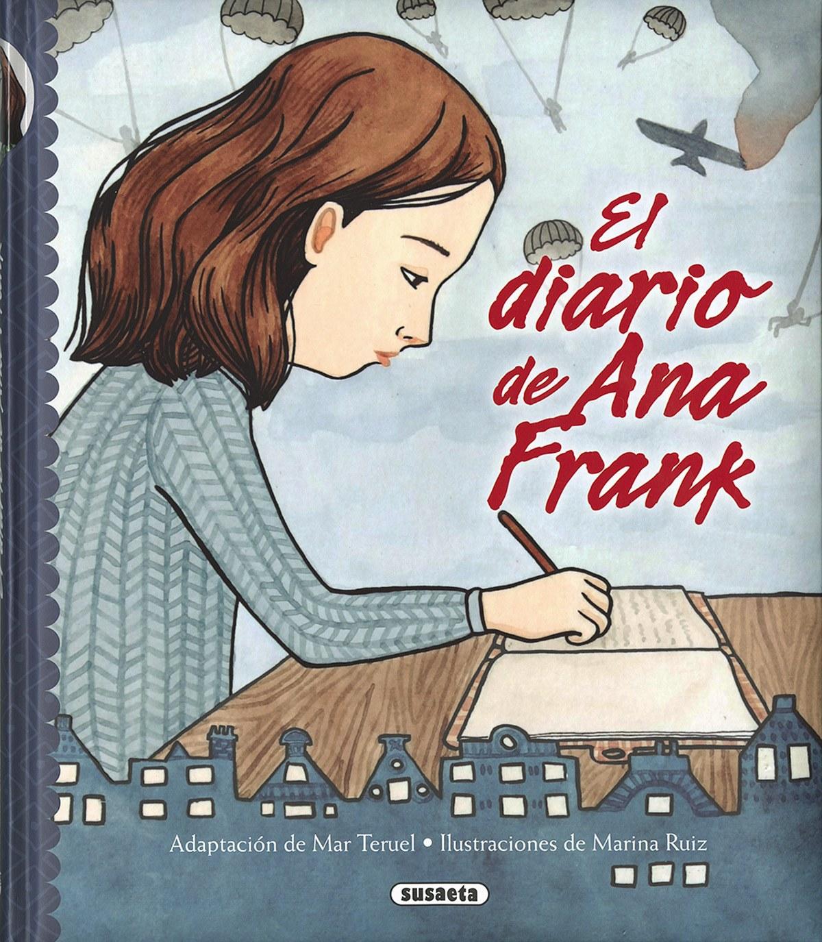 El diario de Ana Frank Grandes libros - Vv.Aa.