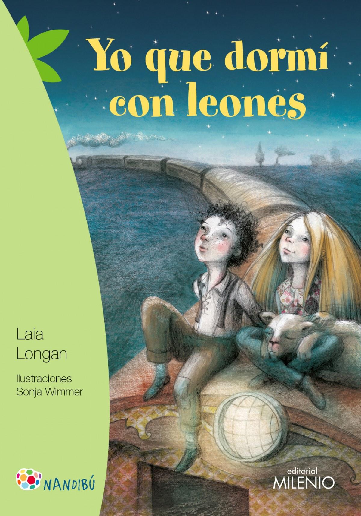 Yo que dormí con leones - Longan, Laia