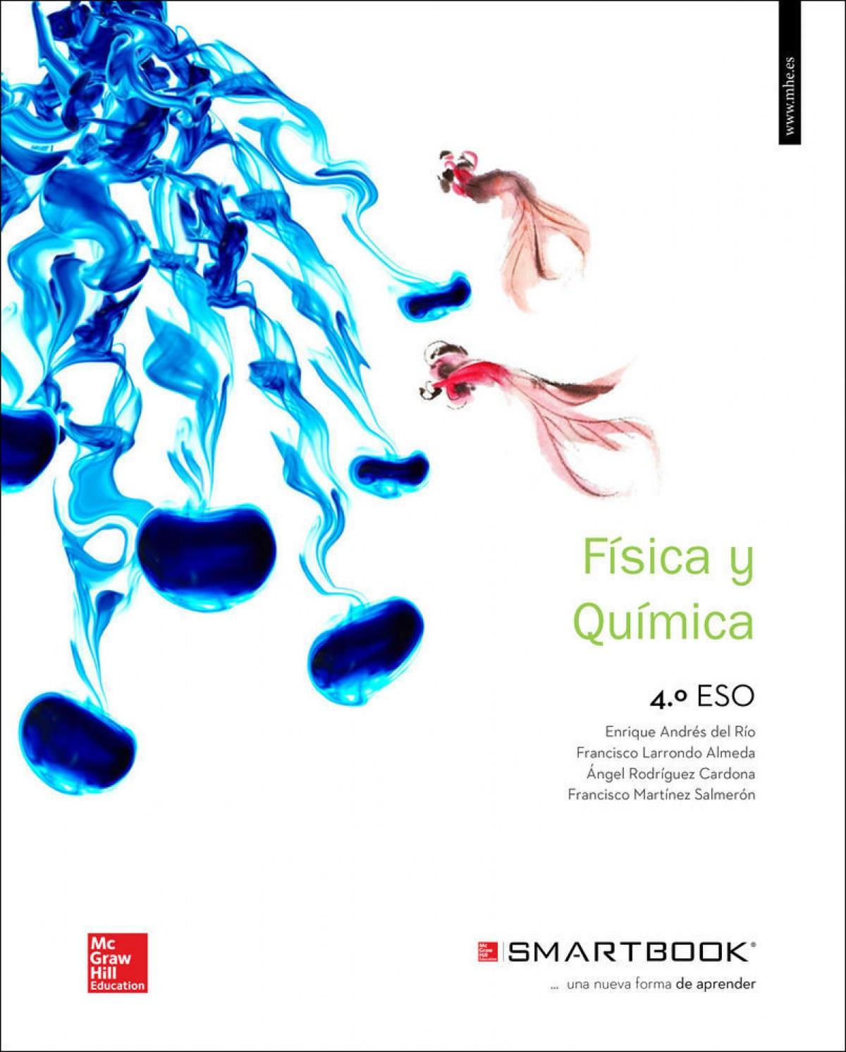 16).fisica y quimica 4º.eso (+smartbook) de Andres Del Rio, Enrique ...