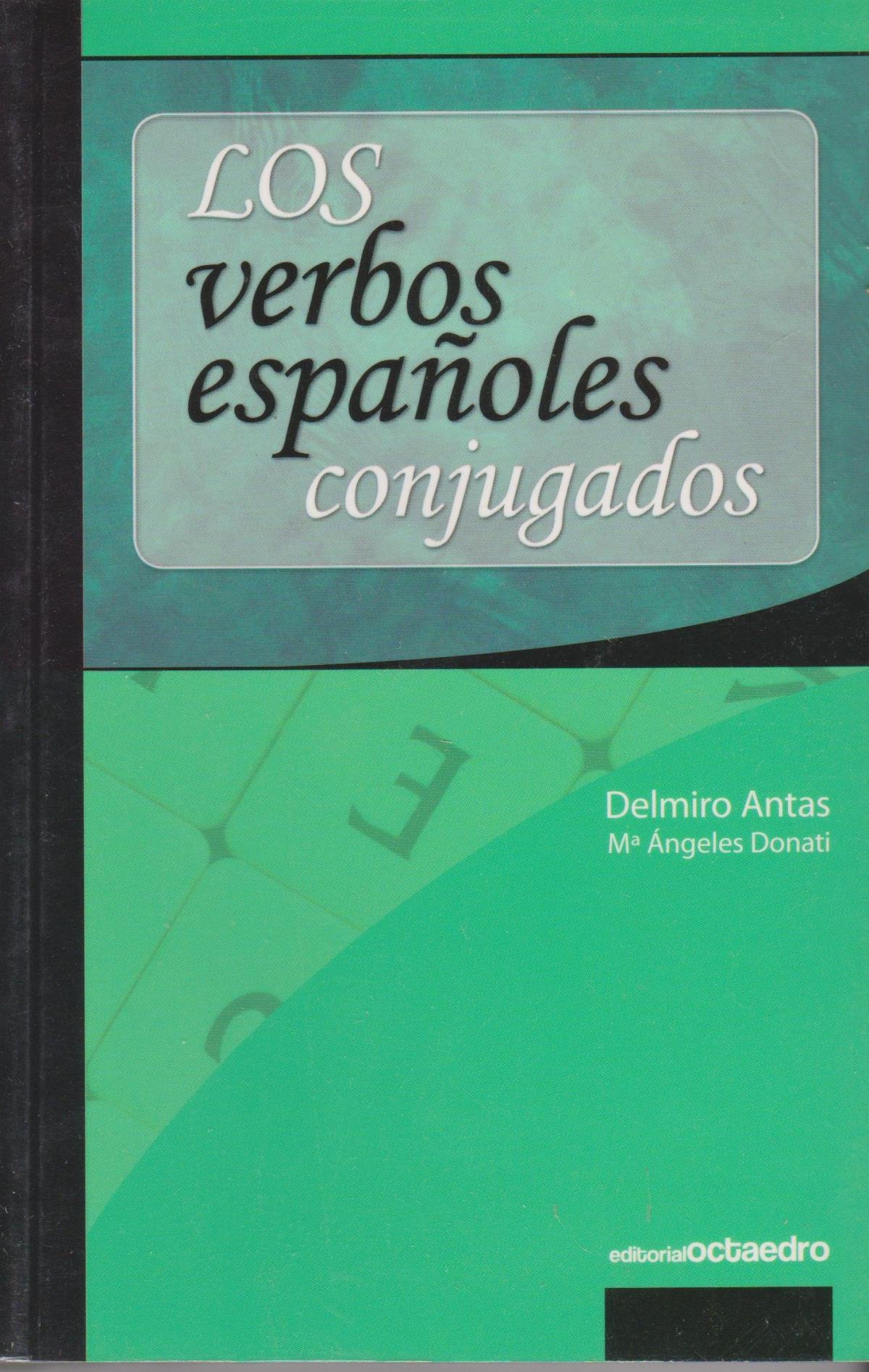 Verbos españoles conjugados - Antas, Delmiro