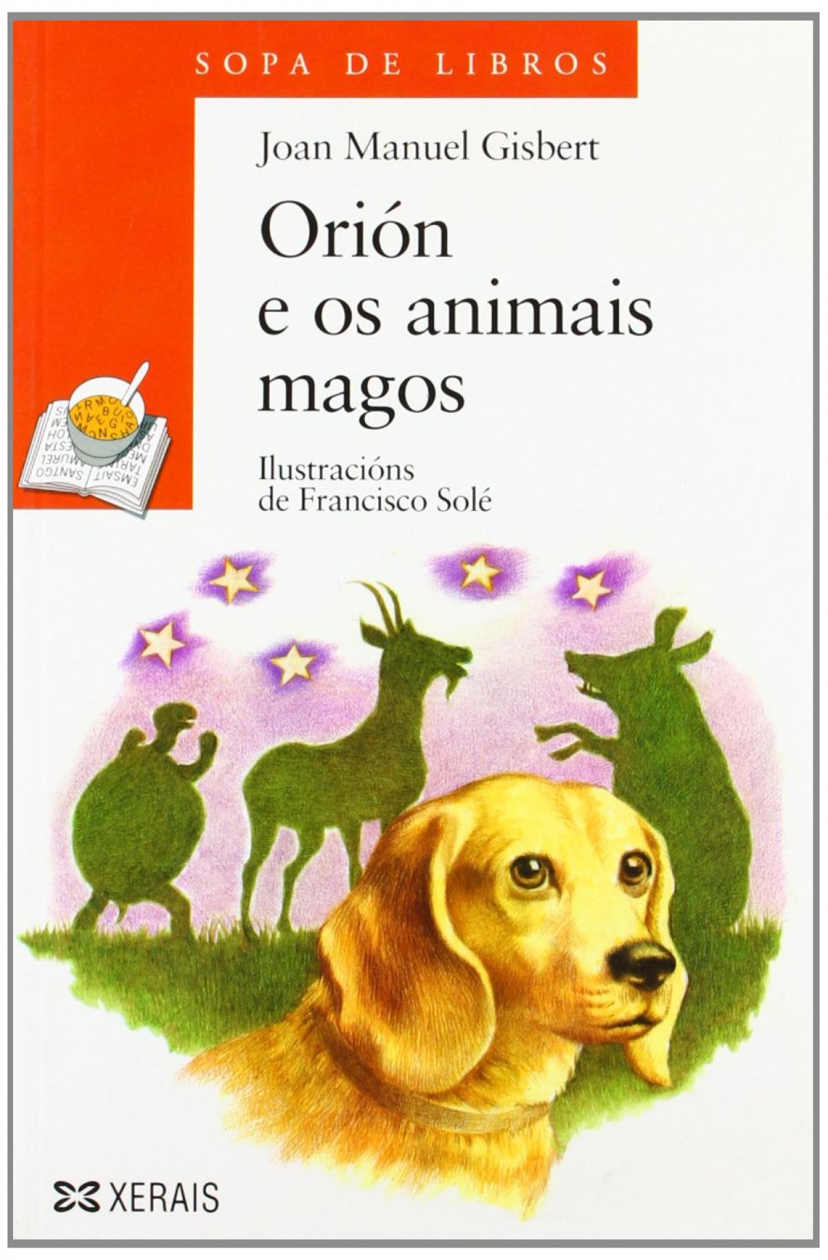 Orión e os animais magos - Gisbert, Joan Manuel