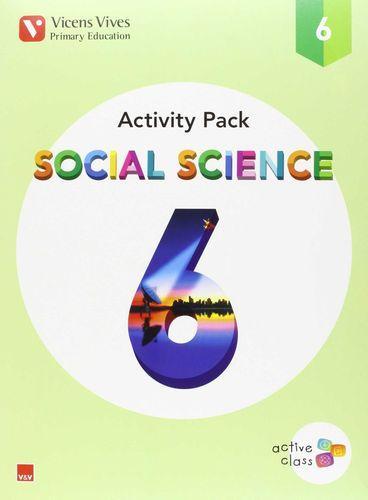 Social Science 6ºprimaria. Activity. Ciencias sociales en inglés - Vv.Aa
