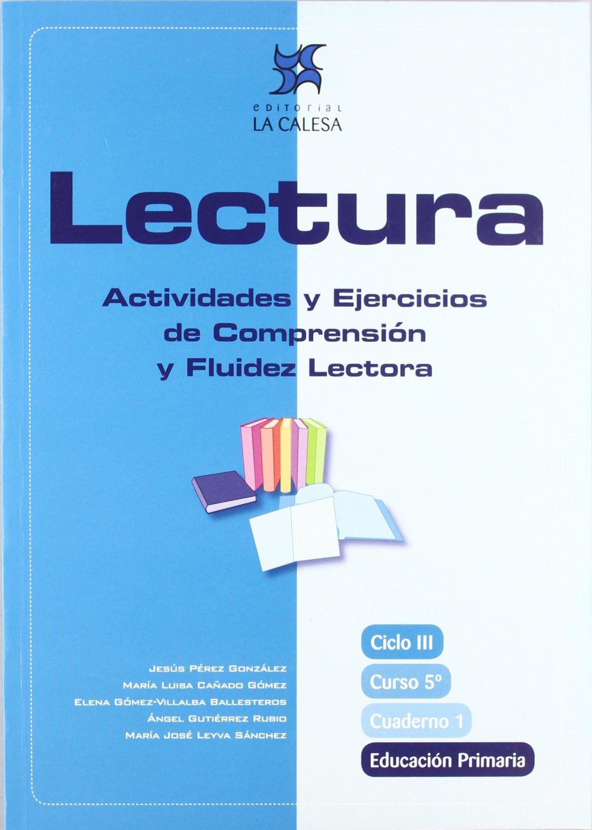 07).lecturas 5o.prim (cuad.1) activ.ejerc.compr.fluidez. - Pérez González, Jesús