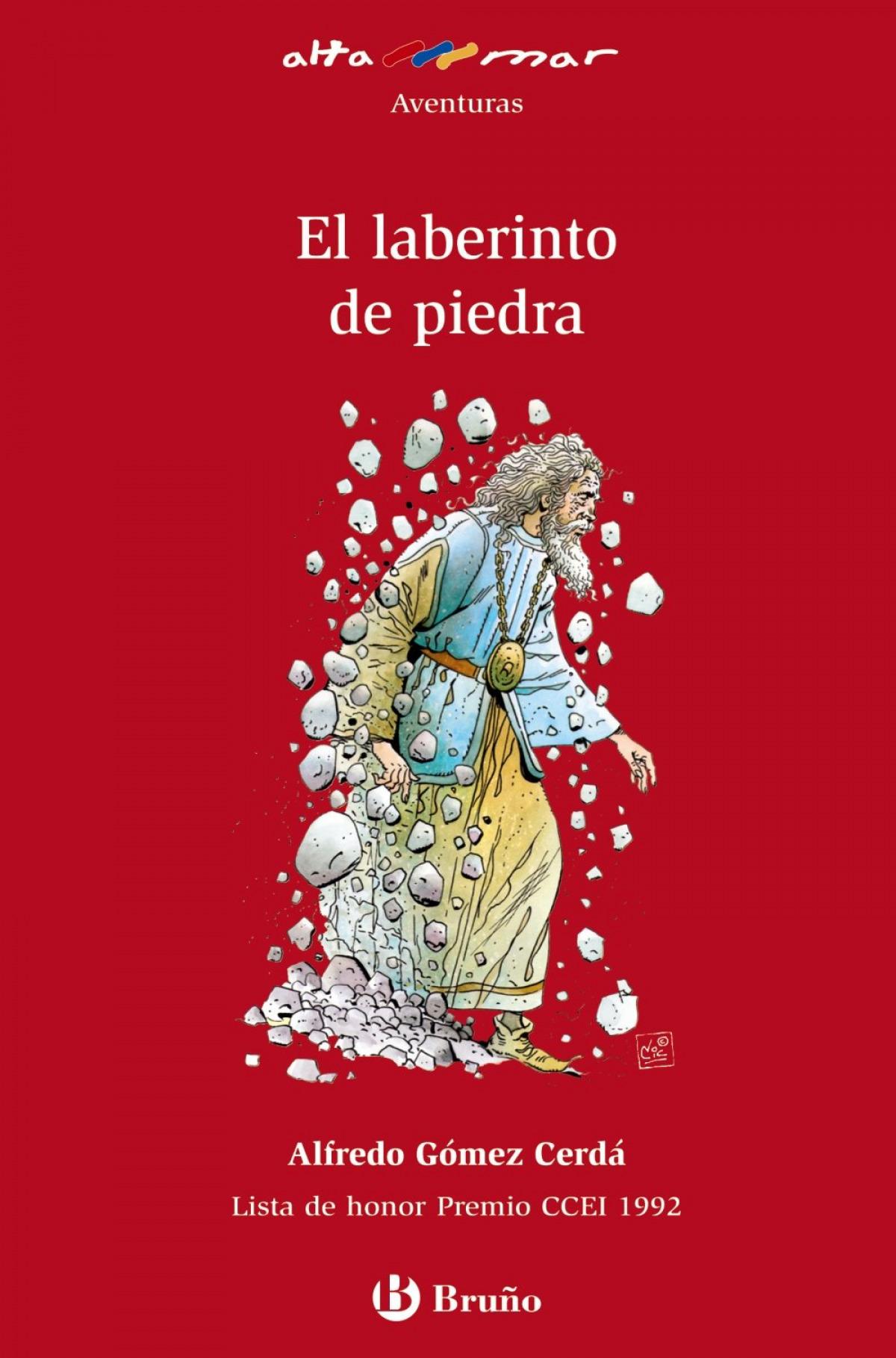 El laberinto de piedra - Gómez Cerdá, Alfredo/Gómez-Cerdá, Alfredo