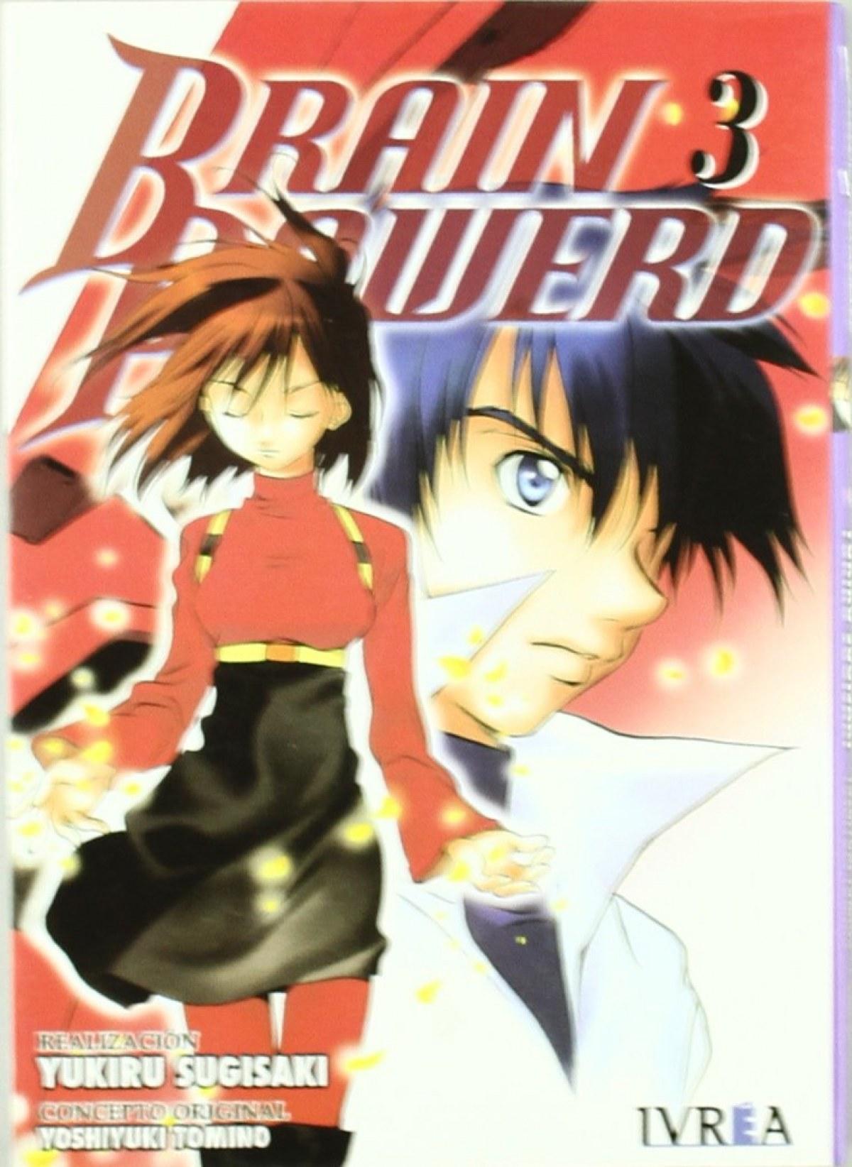 Brain Powerd, 3 - Sugisaki, Yukiru