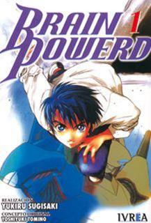 Brain Powerd, 1 - Sugisaki, Yukiru
