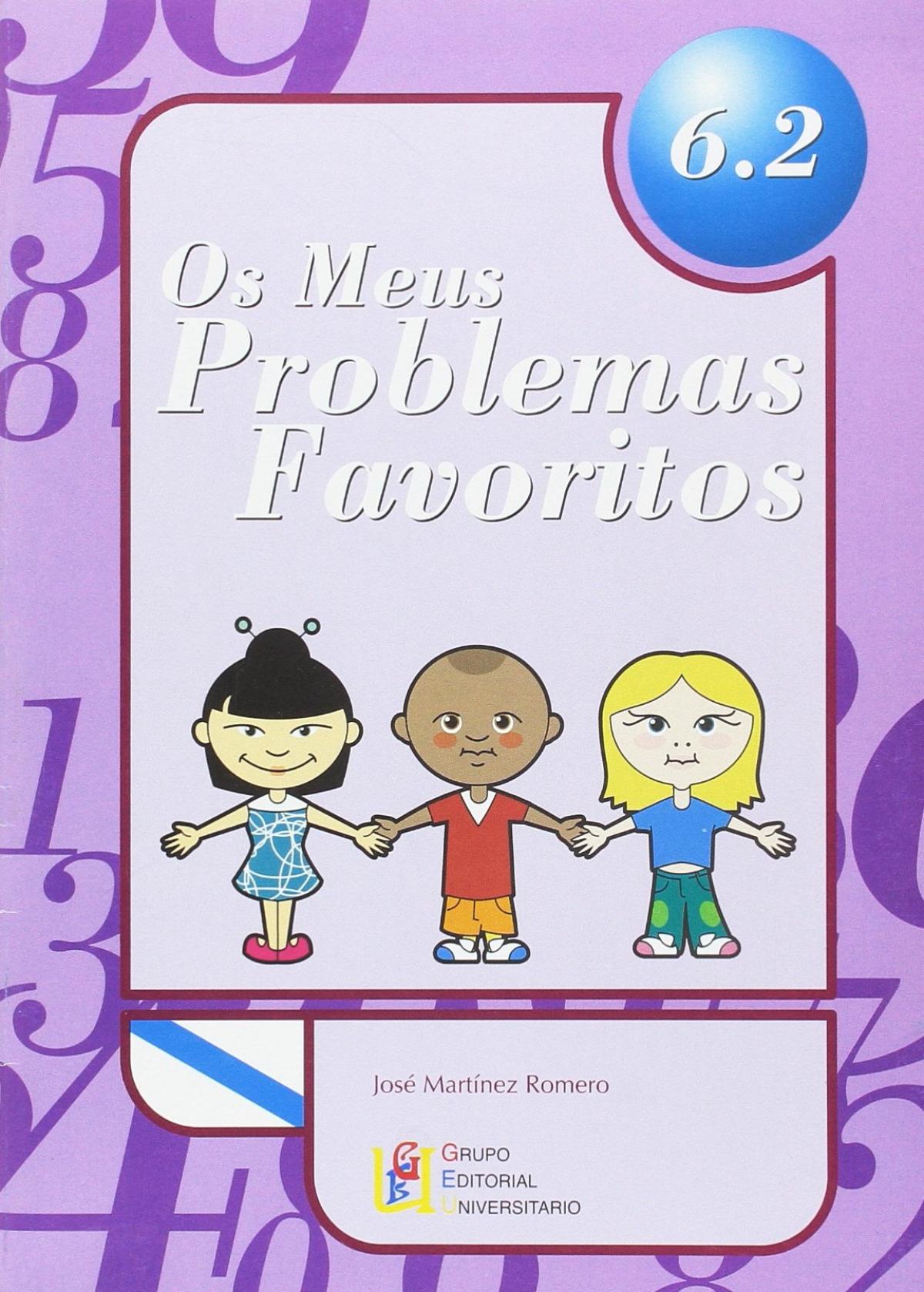 Os meus problemas favoritos 6.2 - Martinez Romero, Jose