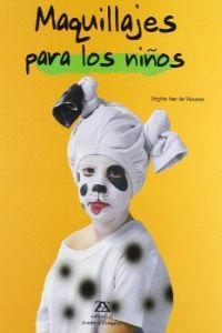 Maquillajes para niños - Van Wouwer, Brigitte