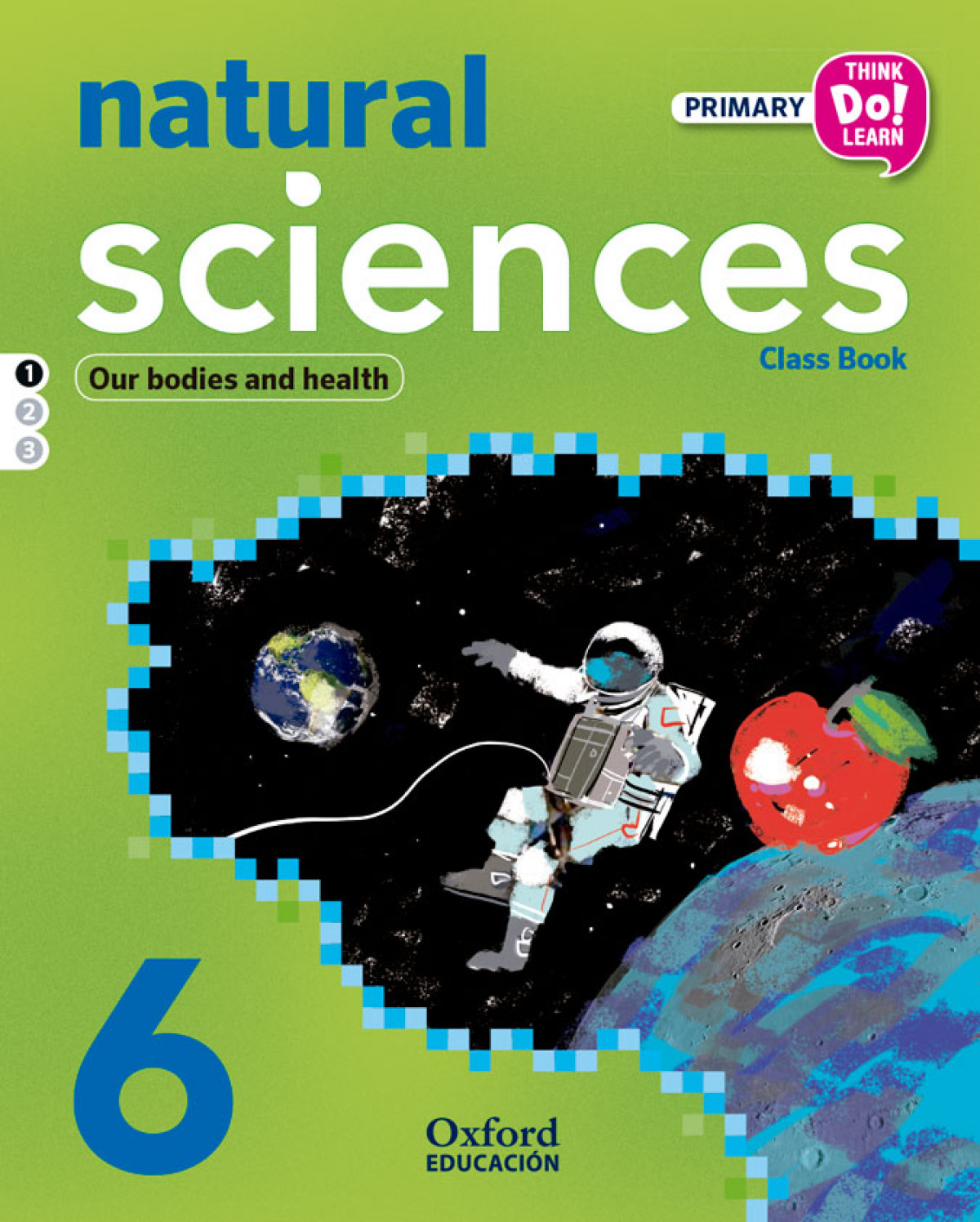 Think Do Learn Natural Science 6th Primary Students Book Mod - Vv.Aa.
