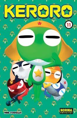 Keroro 11 - Yoshizaki, Mine