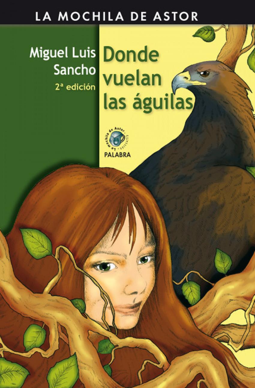 Donde vuelan las águilas - Miguel Luis Sancho