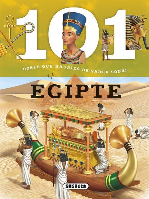 101 coses que hauries de saber sobre Egipte - Vv.Aa.