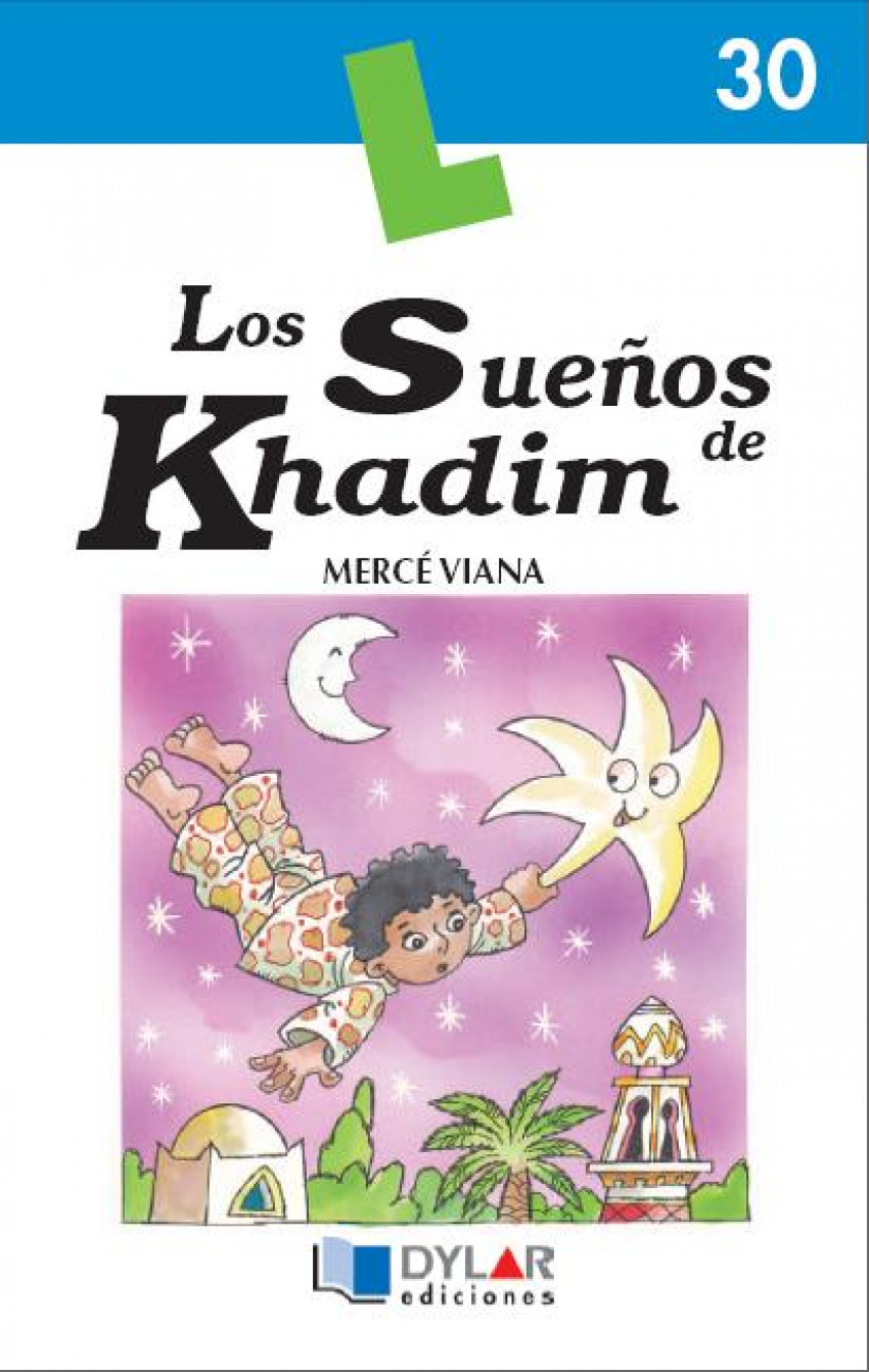 Los sueños de khadim - Viana Martínez, Mercé