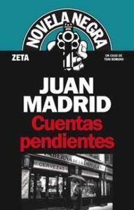 Cuentas pendientes - Madrid Muñoz, Juan