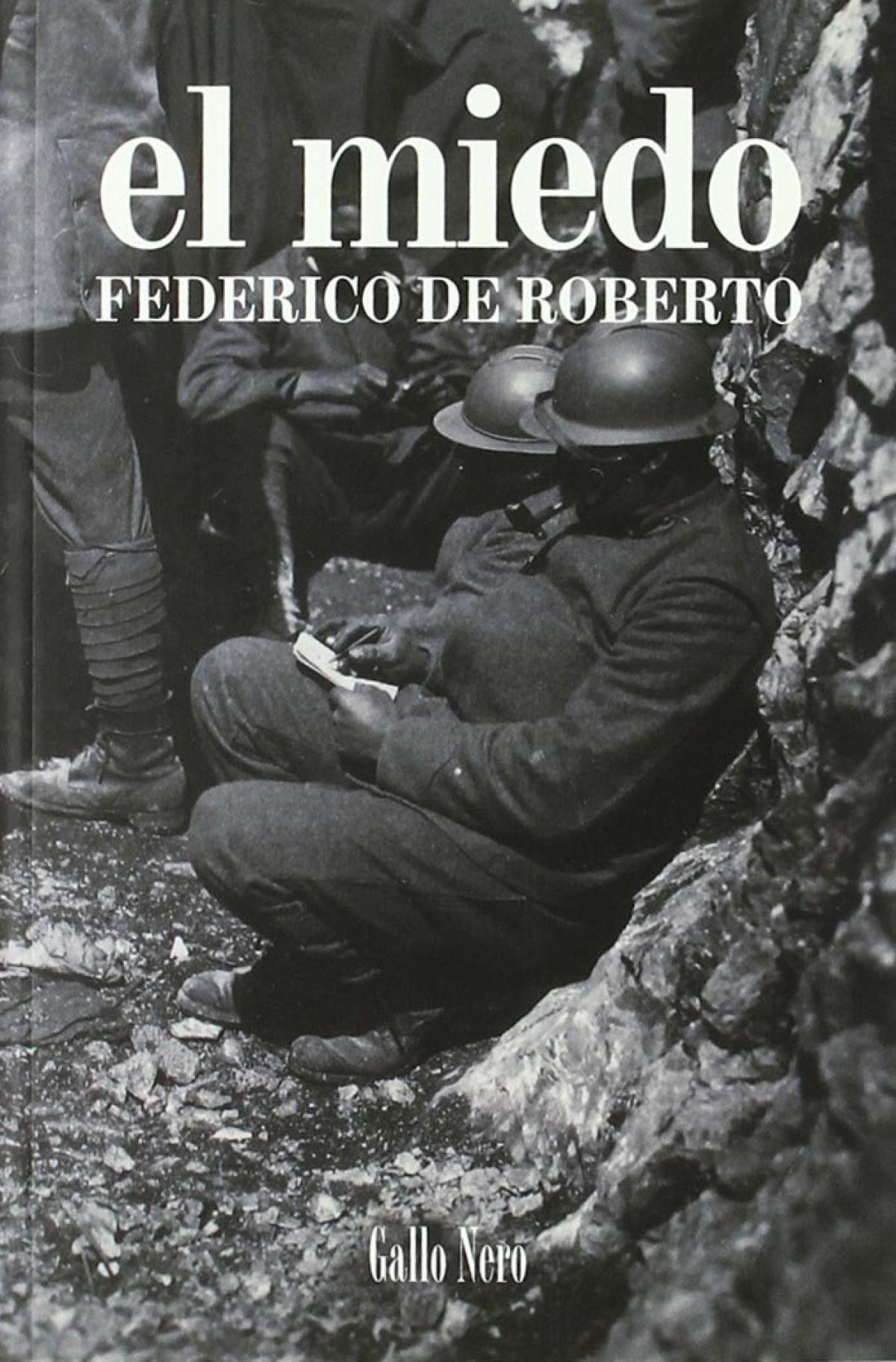 Miedo piccola-1 - De Roberto, Federico